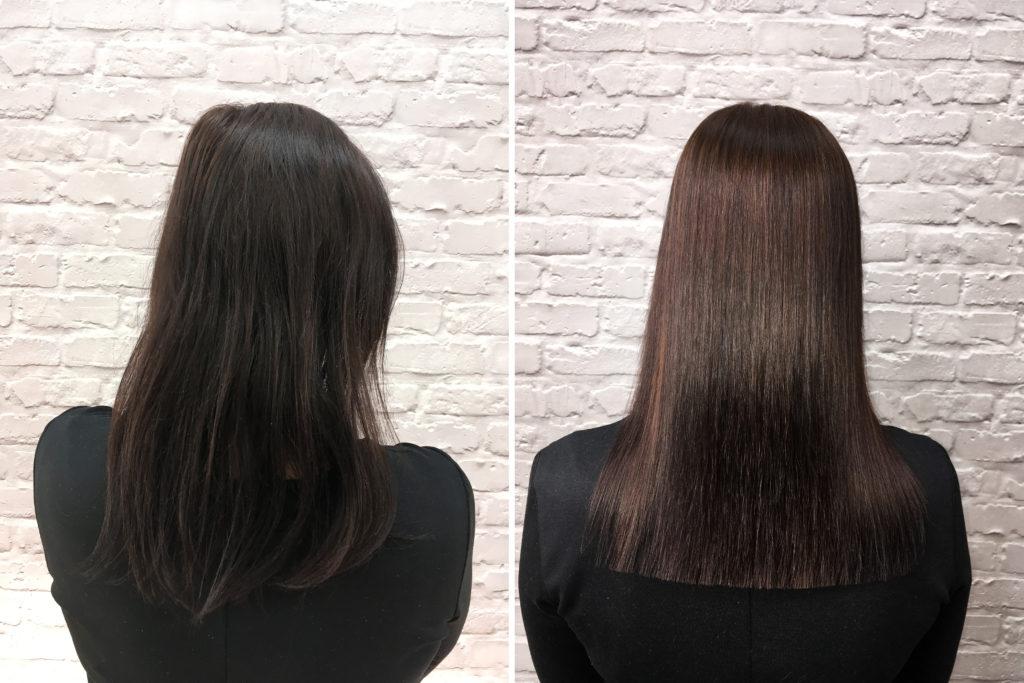 sora髪質改善